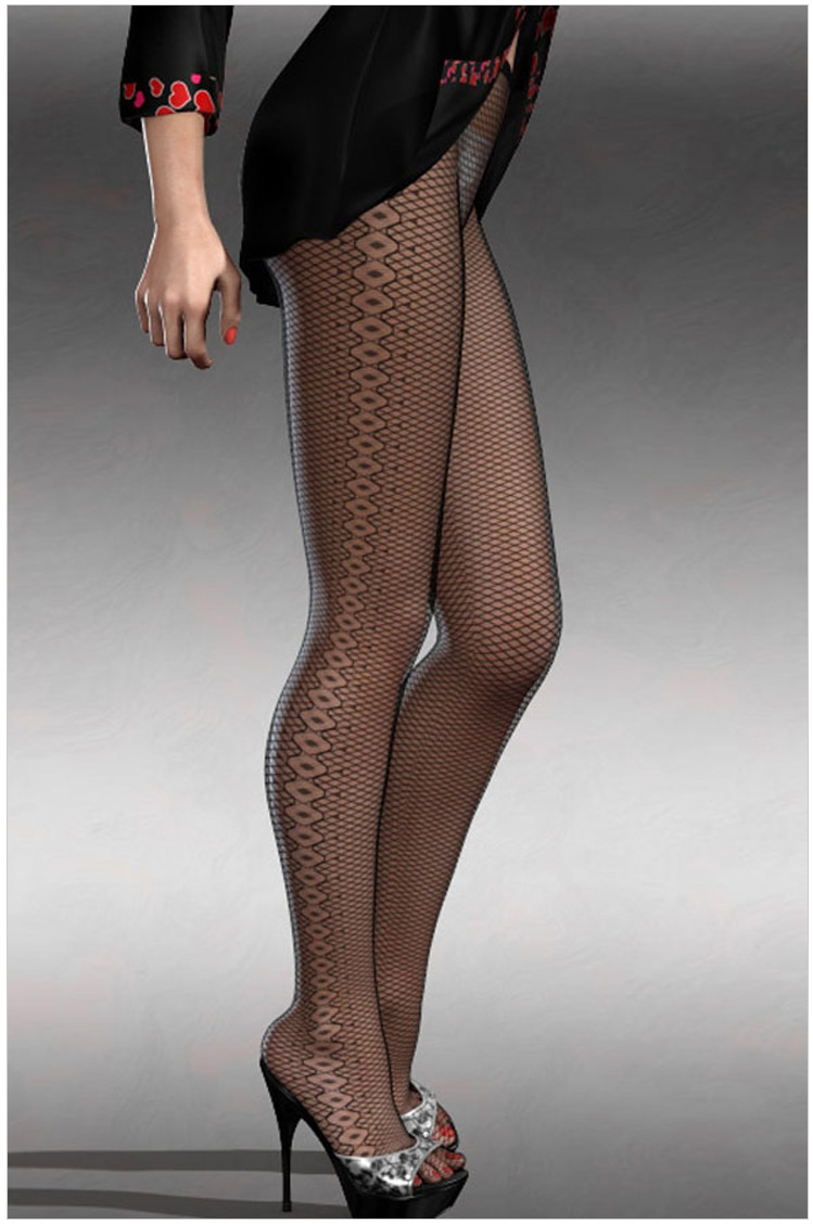 Sexy Fishnet Pantyhose Hosiery Tights Women Stockings Tights Erotic Lingerie(China (Mainland))