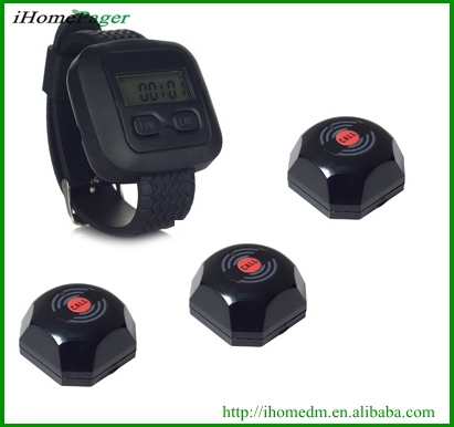 Guest To Waiter System Each Consist Of 4pcs Button And 2 Watches