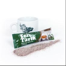 Malaysia imports south street triad Malay tea teh tarik fragrant slides of plain instant milk tea