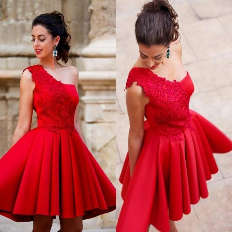Brilliant Simple Short Evening Dress Design  Dresscab