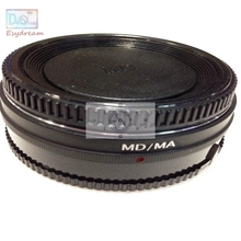 Buy MD-MA MD-AF Lens Mount Adapter Ring Minolta MD Lens & Sony Alpha Camera Body for $25.09 in AliExpress store