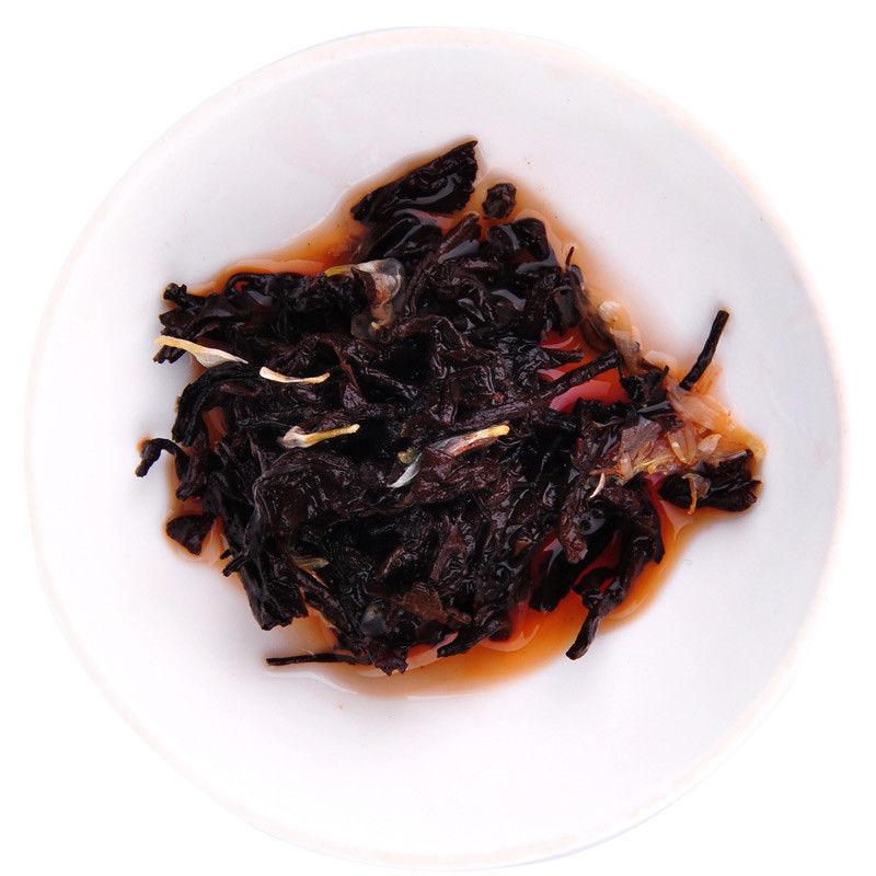 Chrysanthemum Flower Shu Pu-erh Tea Puer Tea Cake 100g P017<br><br>Aliexpress