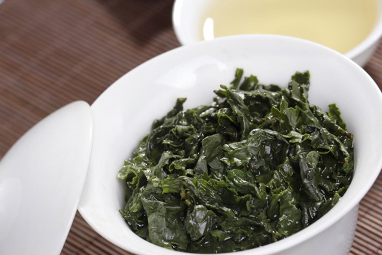 Anxi Tieguanyin 500g Oolong Tea Chinese Fen-flavor Tie Guan Yin Warm Stomach Health Care Vacuum Bag 6097-35 cheap