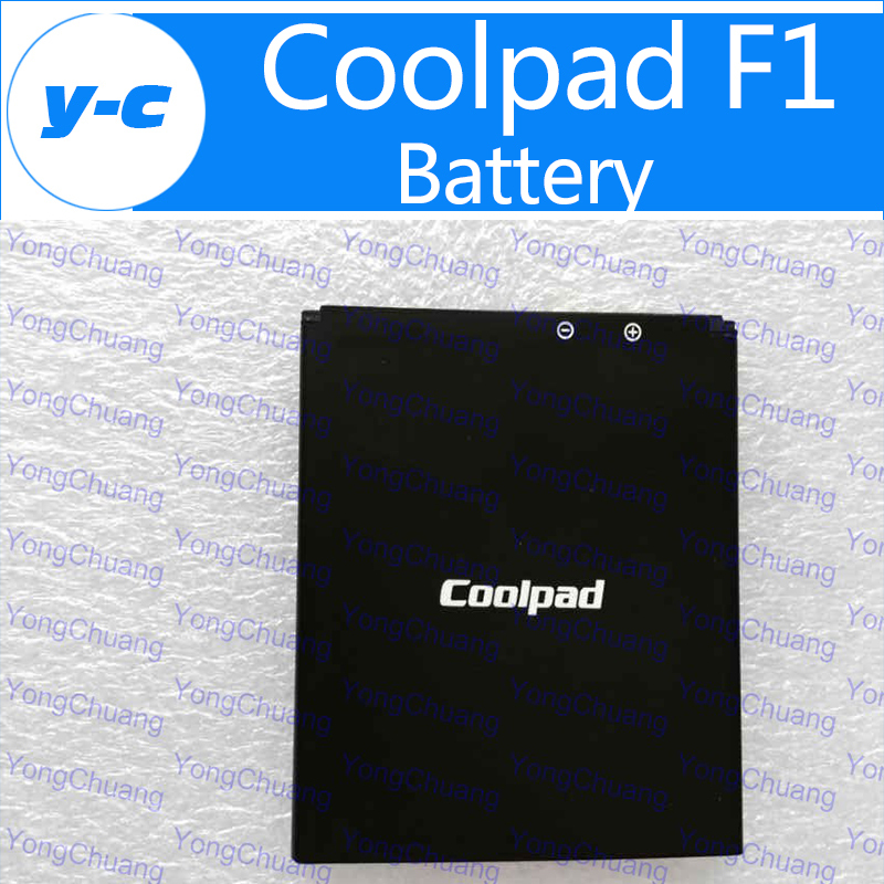 Coolpad F1 Battery CPLD-329 100% New Original Large 2500mAh GL High capacity Li Polymer battery For Coolpad 8297 8297W In Stock(China (Mainland))