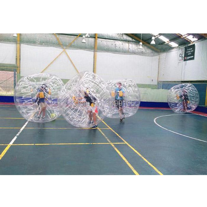 popular inflatable bumper bubble ball/giant inflatable clear ball/new soccer ball designs football design 1pc(China (Mainland))