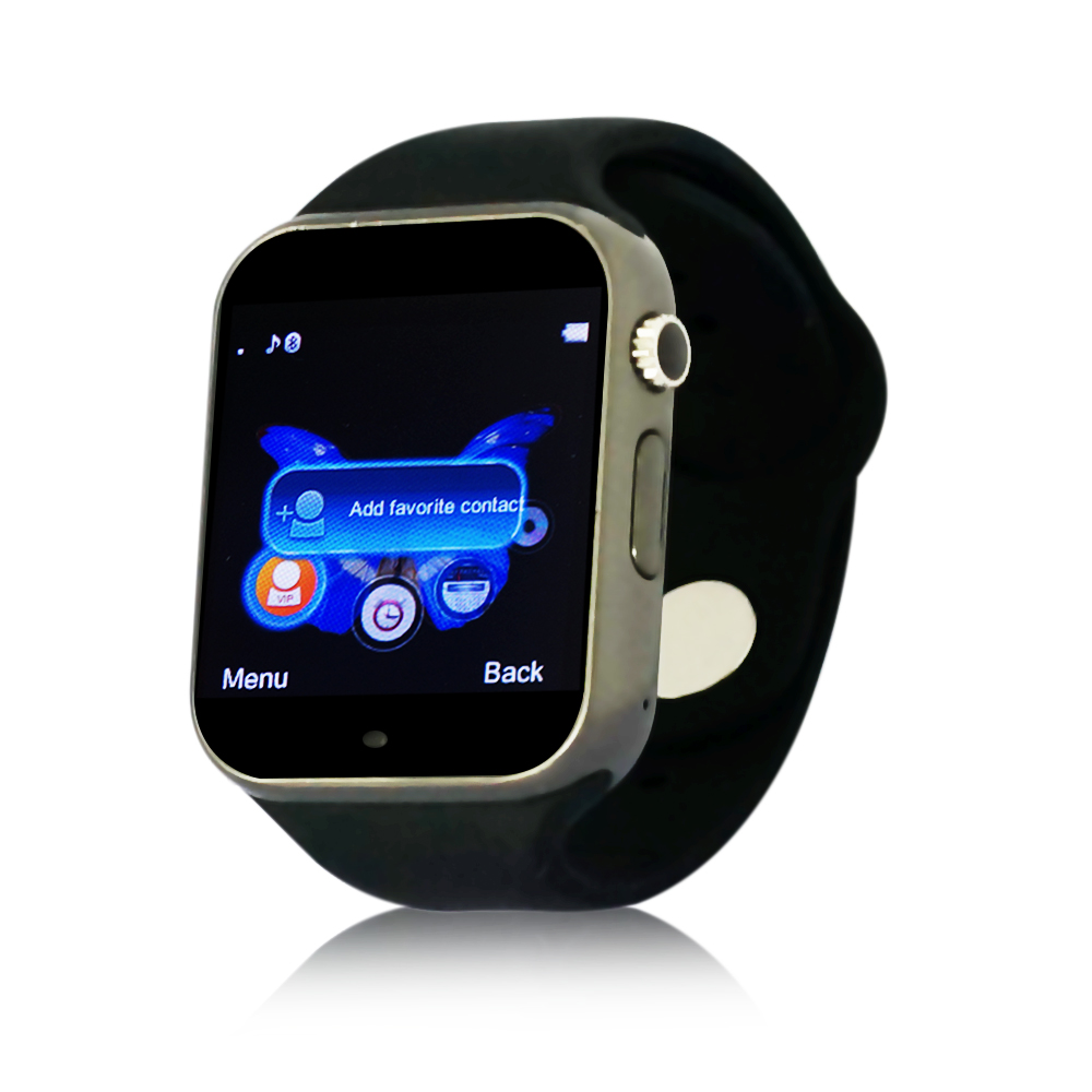 bluetooth smart watch k9 with camera bluetooth wristwatch sim card for iphone android. Black Bedroom Furniture Sets. Home Design Ideas