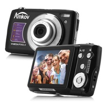 "Hot Sale CDOE3 15MP 2.7"" TFT LCD HD Mini Compact Digital Camera CMOS Video Recoding Camera 8x Zoom Photo Frame Digital Camcorder(China (Mainland))"