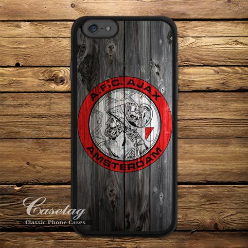 Ajax On Wood Football Case For Apple iPhone 6 6 Plus 5 5s 5C 4 4s Also For iPod 5 Classic High Quality Protective Cover(China (Mainland))