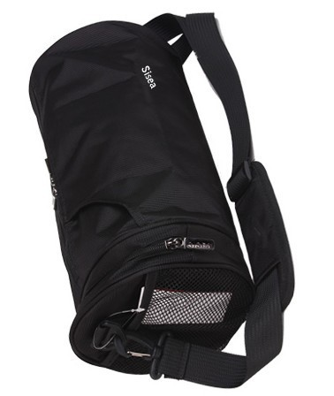 Free Shipping Sports Bag with Isolated Shoes Pouch/ Bucket Travel Bag/ Gym Bag