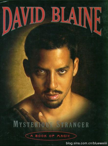 David Blaine - Mysterious estranho - David-Blaine-Mysterious-estranho