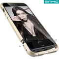Ginmic Luxury Aluminum Bumper for iPhone 5s 5 SE Phone Cases Protecetive Metal Frame Cell Phone Accessories