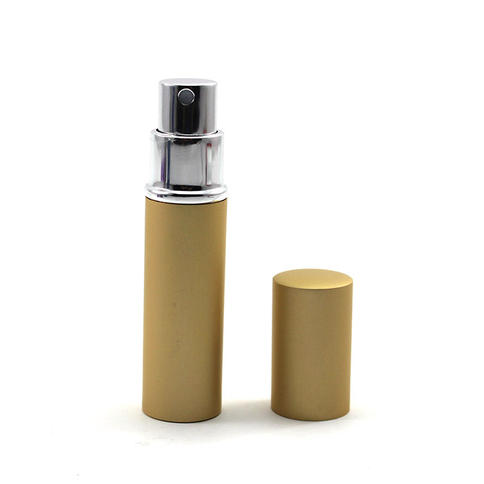 anng Gold Easy Used Portable Travel Perfume Toner Refillable Bottle(China (Mainland))