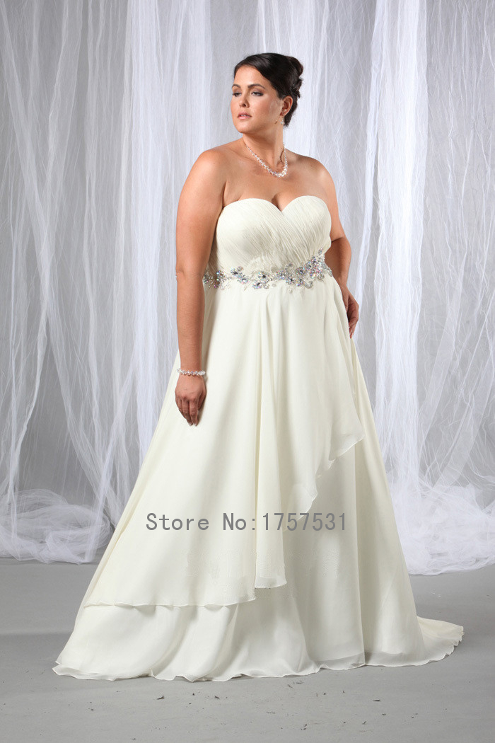 Plus Size Dress For A Summer Wedding 26