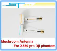 10pcs Mushroom FPV 5.8g Microwave Clover Petals Aerial Antenna for X350 pro dji phantom 2 vision drone Quadcopter Free shipping