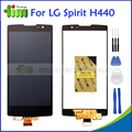 Black LCD For LG Spirit 4G H440 H442 H420 H440N C70 H422 H440Y LCD Display and