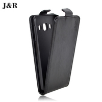 J&R Brand Leather Case for Samsung Galaxy A3 A300 A300F A3000  High Quality Flip Cover  20 Colors in Stock A3 Cases