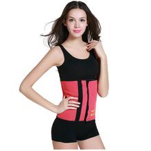 Sudoración neopreno cintura Trainer adelgaza caliente faja corsé de pérdida de peso Sauna Cincher Fitness Gym deporte faja(China (Mainland))