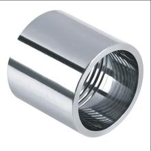 """1 1/4"""" DN32 BSP Female Straight Nipple Joint Pipe Connection 304 Stainless Steel connector Fittings(China (Mainland))"""