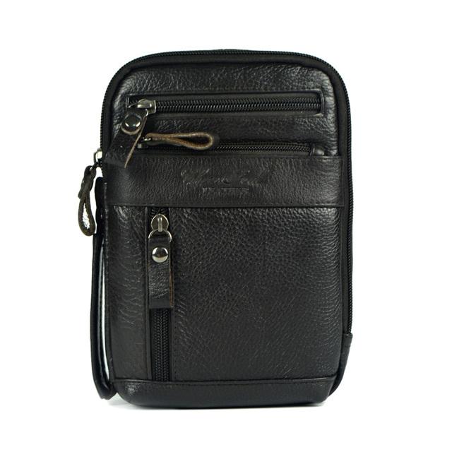 Из натуральной кожи небольшая сумки для мужчин кроссбоди сумка ipad мини-сумки кожа ...