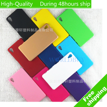Buy Sony xperia X performance Ultra Thin Scrub Phone Shell Frosted Plastic Matte Hard Back Case Cover Protective Shell for $1.62 in AliExpress store