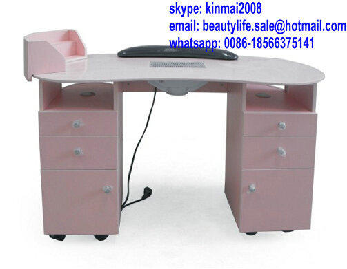 beauty salon furniture manicure table beauty spa equipment nail table manicure desk nail salon