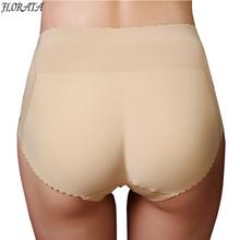 Buy butt lifter panties latex waist trainer corset slimming belt shaper Body Shaper Panty low Waist hip enhancer bodysuit women sexy