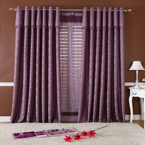modern chinese curtains blackout fabric custom