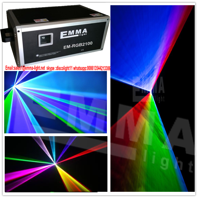 10w dmx rgb 3d scanner stage laser lighting 2016 new product high power rgbw laser dj disco party stage light(China (Mainland))