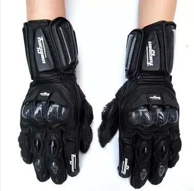 Super affordable afs10 motorcycle Riding gloves road racing glove cycling glove Genuine leather gloves Carbon(China (Mainland))