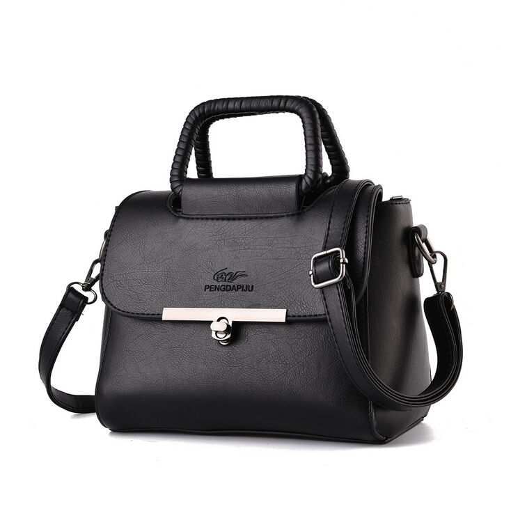 stacy bag 122715 hot sale women handbag female fashion tote lady PU leather bag top-handles(China (Mainland))
