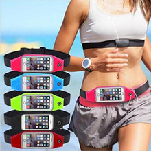 Waterproof Sport GYM Waist Bag Phone Case Universal For Philips W8510 S301 S388 W3500 W6618 W8500 Outdoor Workout Running Pouch