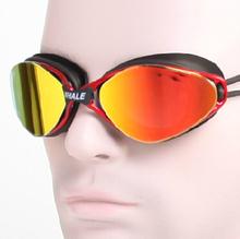 Fasion Anti-Fog UV Adjustable Plating Swimming Goggles men women Waterproof  silicone glasses adult Eyewear  55mm(China (Mainland))