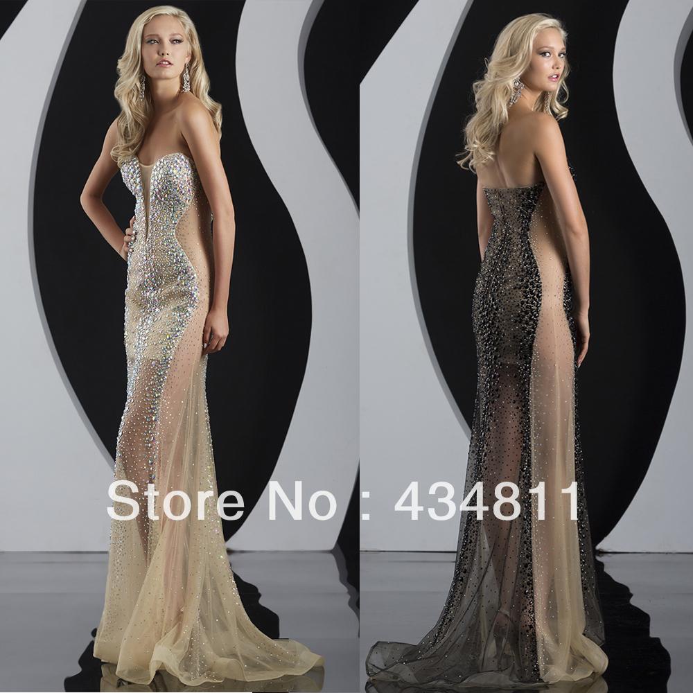 Short Black Dresses Long Black Prom Gowns  PromGirl