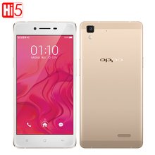 Original Unlock OPPO R7 3GB ROM 16GB 32GB 4G FDD- LTE 13.0MP Camera 5.0″ FHD 1920×1080 Snapdragon MSM 8939 1.5Ghz Octa Core