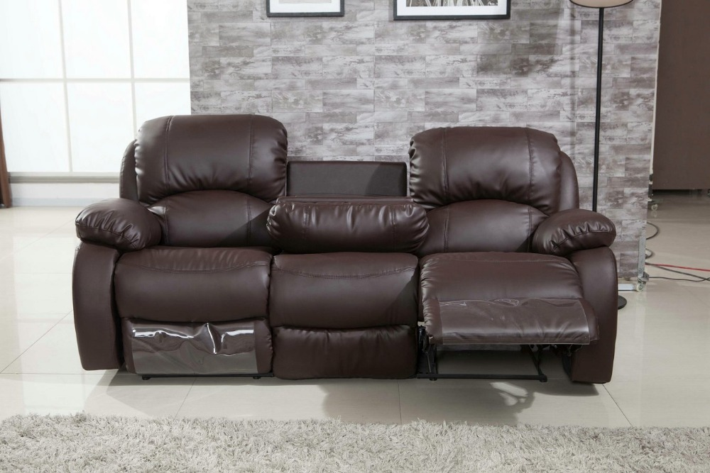 Online Buy Wholesale reclining sofas factory from China