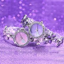 Luxury Brand Women Dress Watches Quartz-Watch Diamonds Watches For Womans Waches Bracelet Montre Femme Relogio Feminino