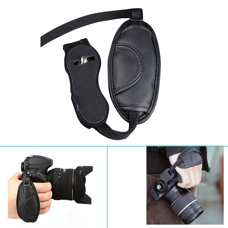 Wrist Strap SLR camera Camera Leather Strap/Hand Grip Canon Nikon Sony SLR/DSLR digital - YIBER FASHION store
