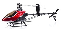 GARTT 500 FBL TT 2.4GHz 6Ch Flybaless Torque Tube RC Helicopter fits Align Trex 500