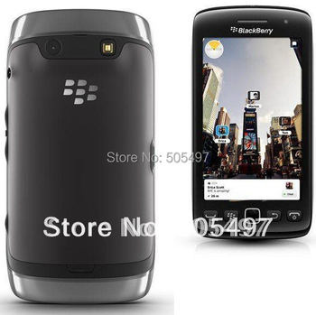 Refurbished Original Unlocked blackberry Torch 9860 3G Phone WiFi GPS 5.0MP Pix camera  Free shipping