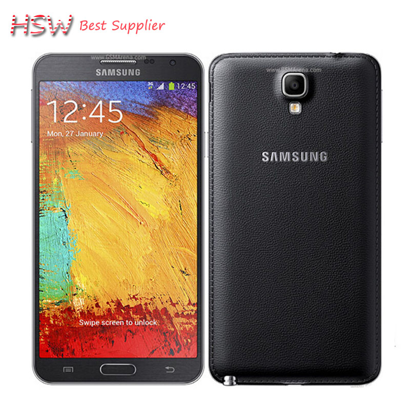 """100% Original Samsung Galaxy Note 3 Neo N750 Mobile Phone Quad Core 5.5"""" 8MP 3G WIFI GPS note 3 neo cell phone(China (Mainland))"""