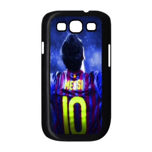 Lionel Messi Barcelona FC 10 Cool Unique Samsung Galaxy S3 I9300 Plastic Case Cover Personalized Top DIYWholesale(China (Mainland))