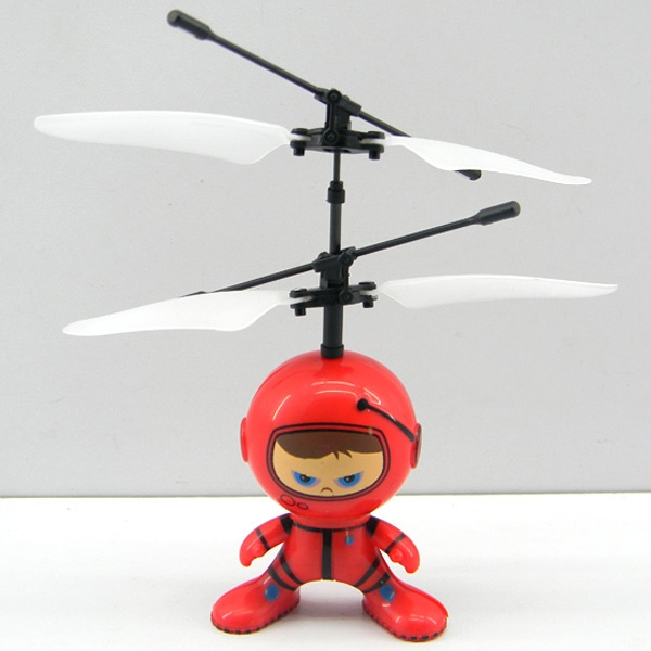 2014 New Remote Control Toys 2 Channel Infrared RC Helicopter Toys Hovering and Flying Robot Metal Red Free Shipping(China (Mainland))