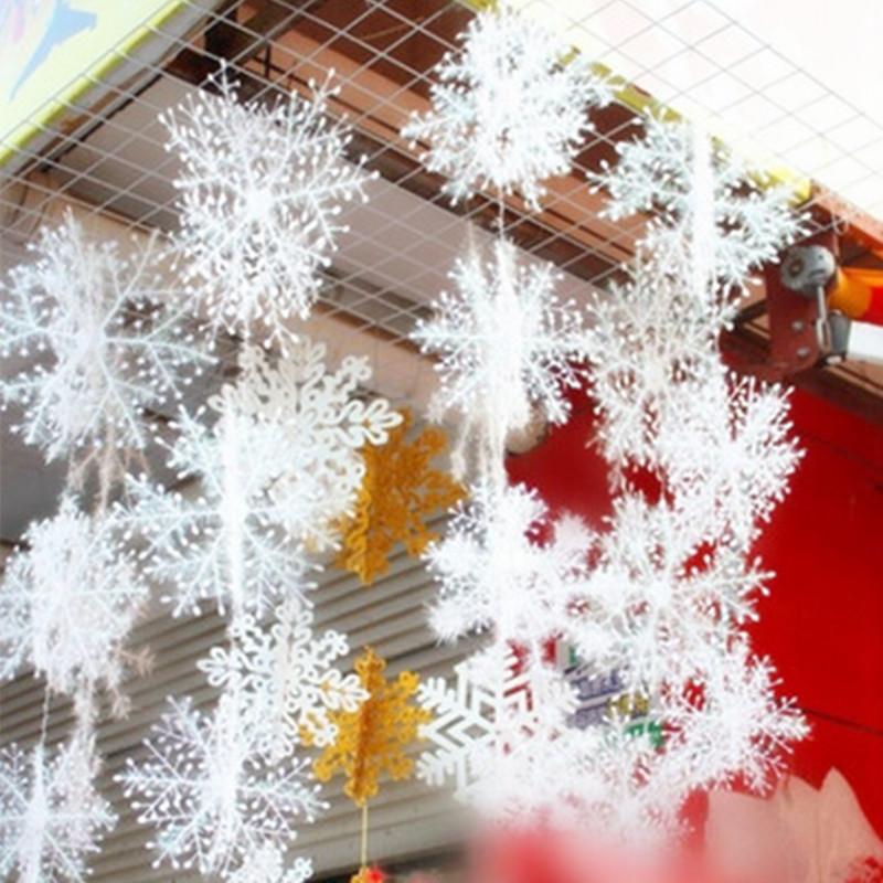 Снежинки новогодние украшения своими руками
