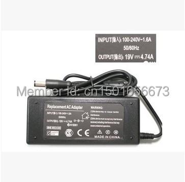 N102 19V 4.74A 5.5x2.5mm AC Power Adapter For lenovo/asus/toshiba/fujitsu b470 ADP-90ab ADP-90SB BBL5800GX 0225A2040 Free Ship(China (Mainland))