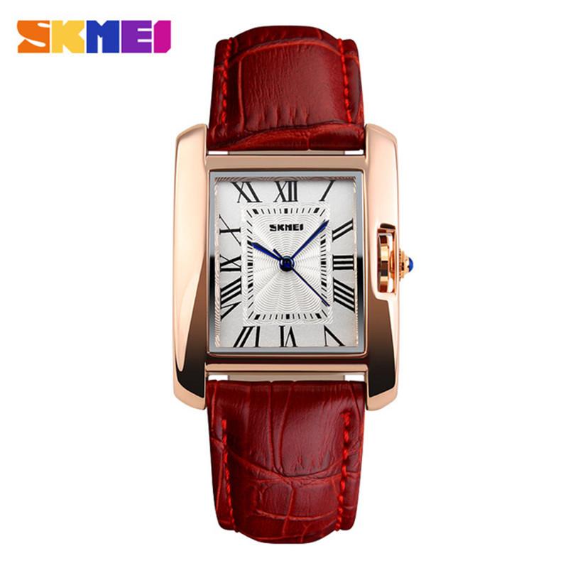 2015 New Relogio Feminino Watch Women Wristwatches Elegant Retro Watches Women Quartz Clock Female Leather Fashion Luxury Watch