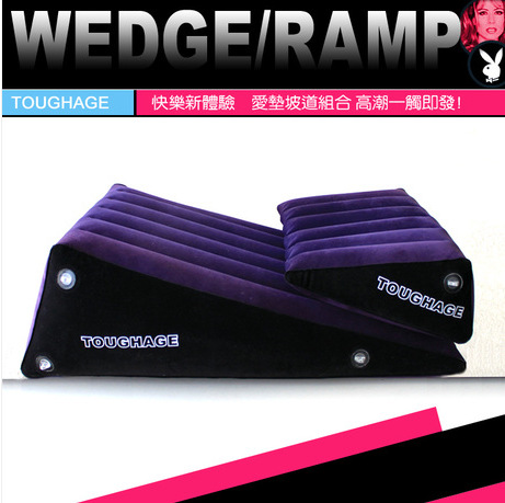 Toughage inflatable sofa chair sex cushion bed furniture for couples wedge pillow love making chairs adult position products(China (Mainland))