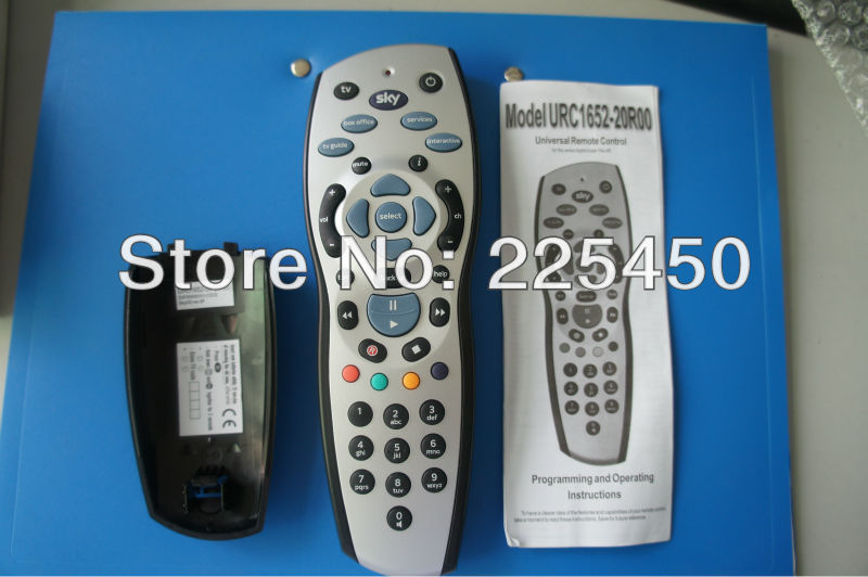 Free shipping Sky hd remote control,Sky plus remote control,Sky remote control for replacement from sky HD remote factory(China (Mainland))