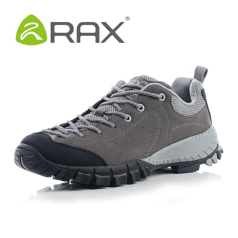 2015 rax genuine leather lightweight hiking shoes wear