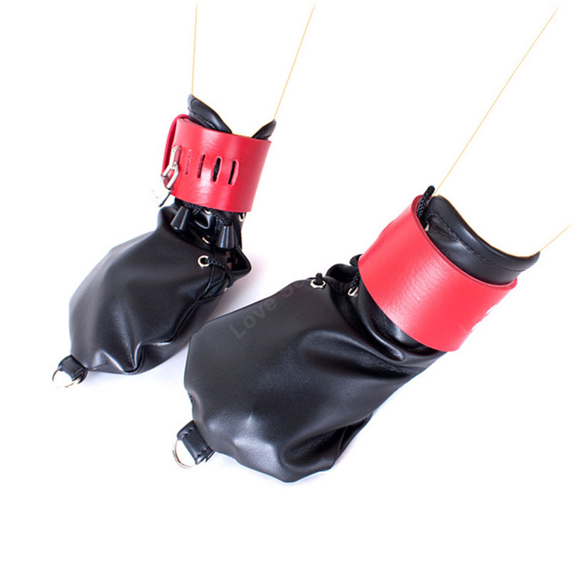 перчатки для эротических игр фото 1