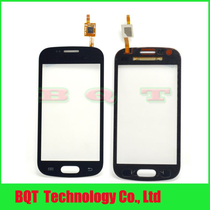 Replacement Touch Screen For Samsung Galaxy Trend Duos II S7572 S7570 Touch Screen Digitizer 100% Guarantee Free shipping(China (Mainland))